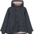 Wela Spring Jacket Fleece - Blue Nights