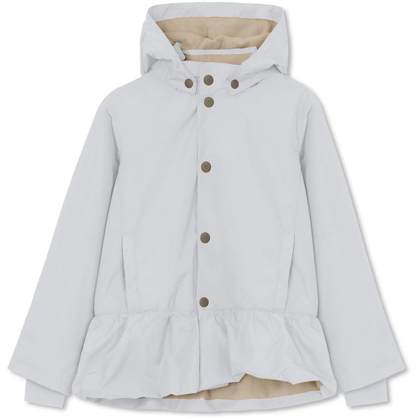 Wela Spring Jacket Fleece - Moon Grey