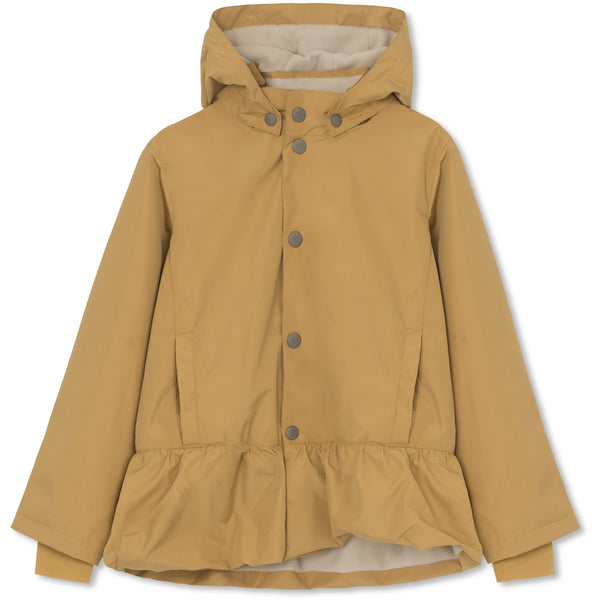 Wela Spring Jacket Fleece - Honey Mustard