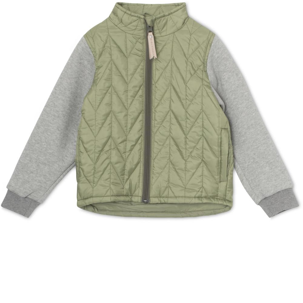 Haki Jacket - Green Sage