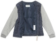 Ritva Jacket - Ombre Blue