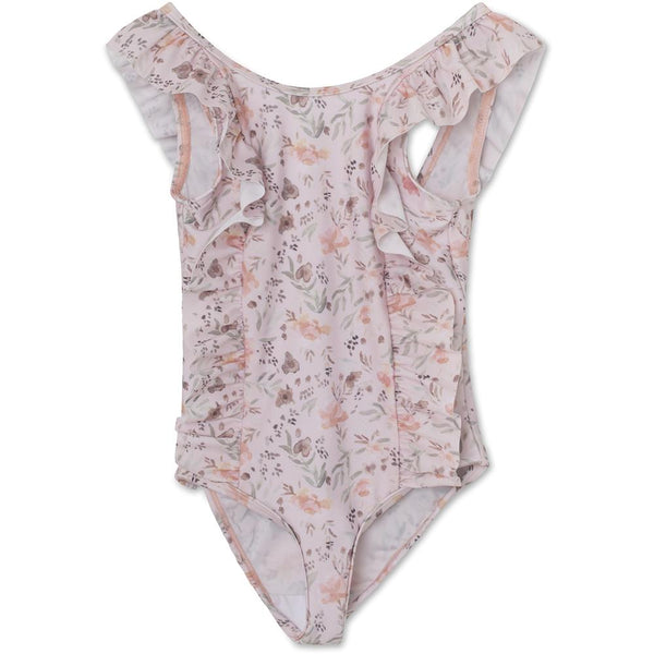 Delicia swimsuit UV50 - Mauve morn Rose