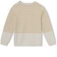 Berd knit sweater merino wool mix