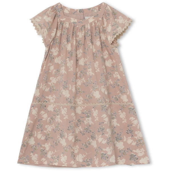 Anya Dress - Cloudy Rose