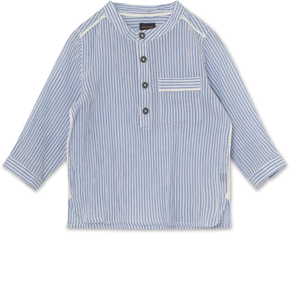 Lai shirt - Ashley Blue
