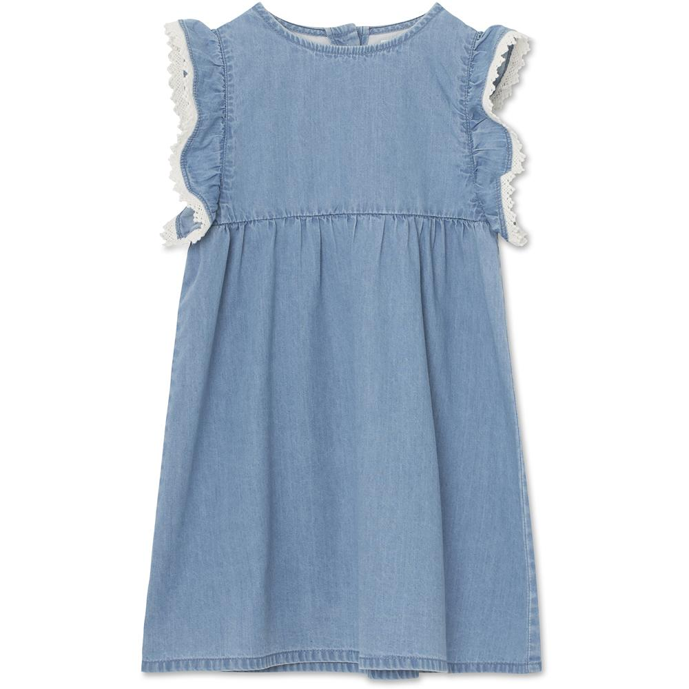 Allison denim dress - Ashley Blue