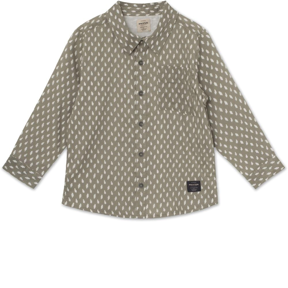Adlan Shirt - Deep Green