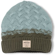Ferdus merinowool hood - Forest Night