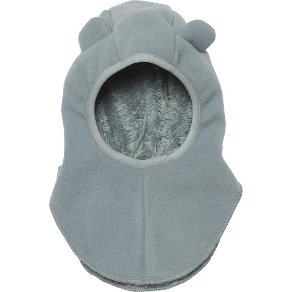 Jeffi soft fleece hood - Trooper Blue