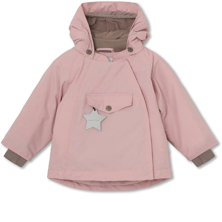 Wang winter jacket - Pale Mauve