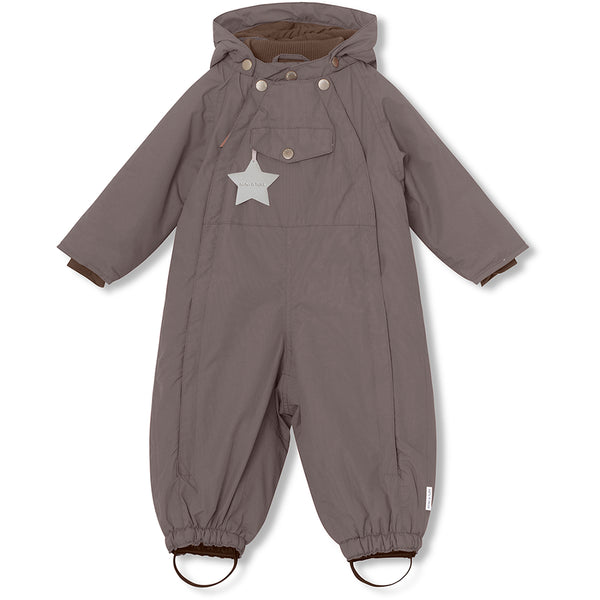 Wisti snowsuit - Dark Shadow