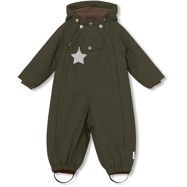 Wisti snowsuit - Forest Night