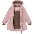 Viola winter jacket - Pale Mauve