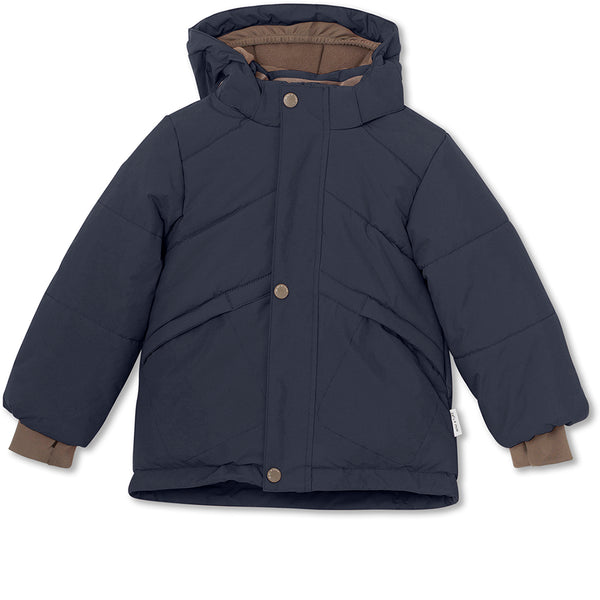 Weli winter jacket - Blue Nights