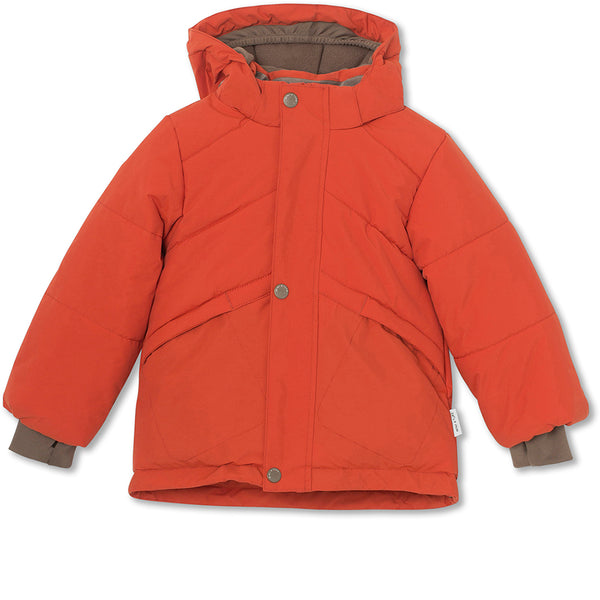 Weli winter jacket - Rooibos Tea Orange