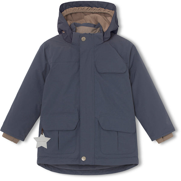 Walder winter jacket - Blue Nights