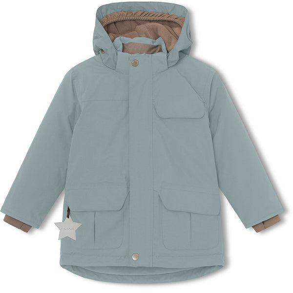 Walder winter jacket - Trooper Blue