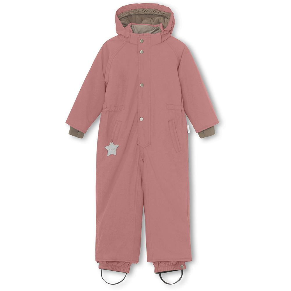 Wanni snowsuit - Withered Rose