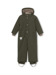 Wanni snowsuit - Forest Night