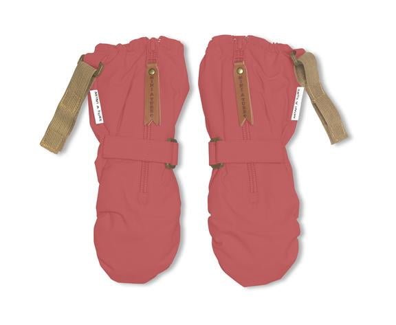 Cesar Gloves - Dusty Cedar Rose