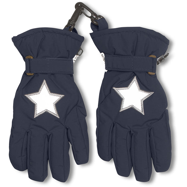 Celio gloves - Blue Nights
