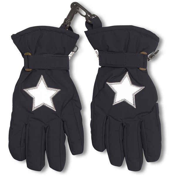 Celio gloves - Tap Shoe Black