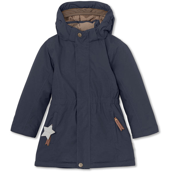 Vela winter jacket - Blue Nights