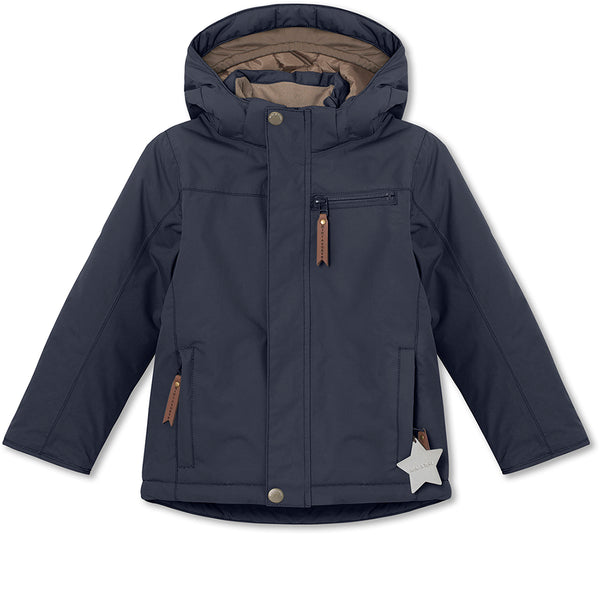 Vesty winter jacket - Blue Nights