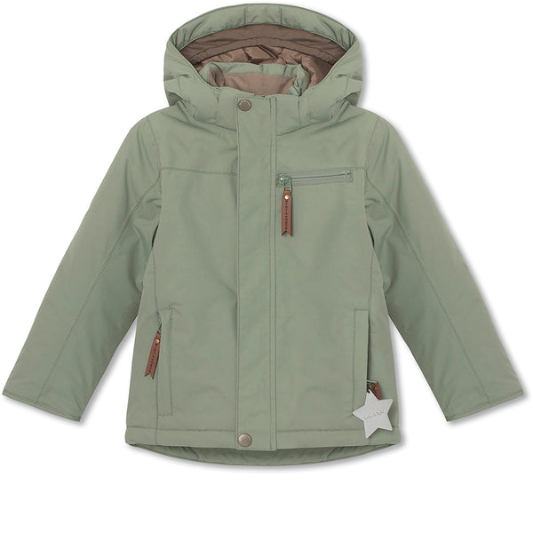 Vesty winter jacket - Sea Spray