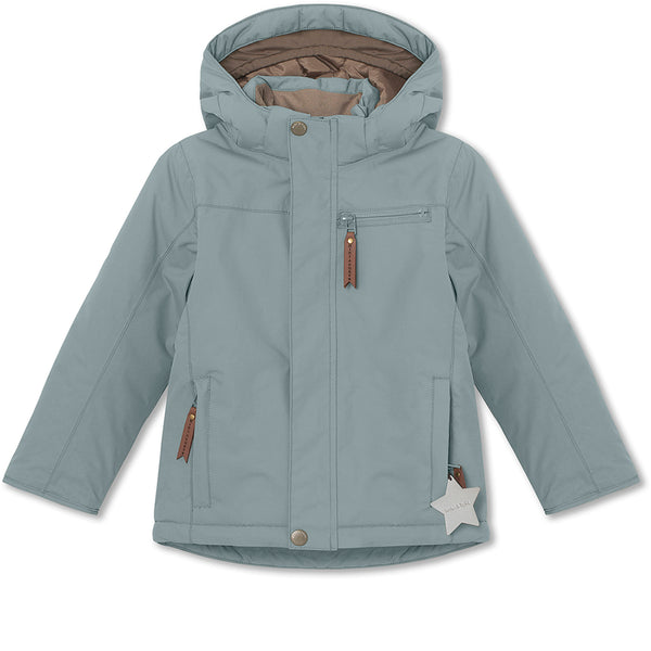 Vesty winter jacket - Trooper Blue