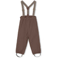 Wilas snow pants - Dark Choco