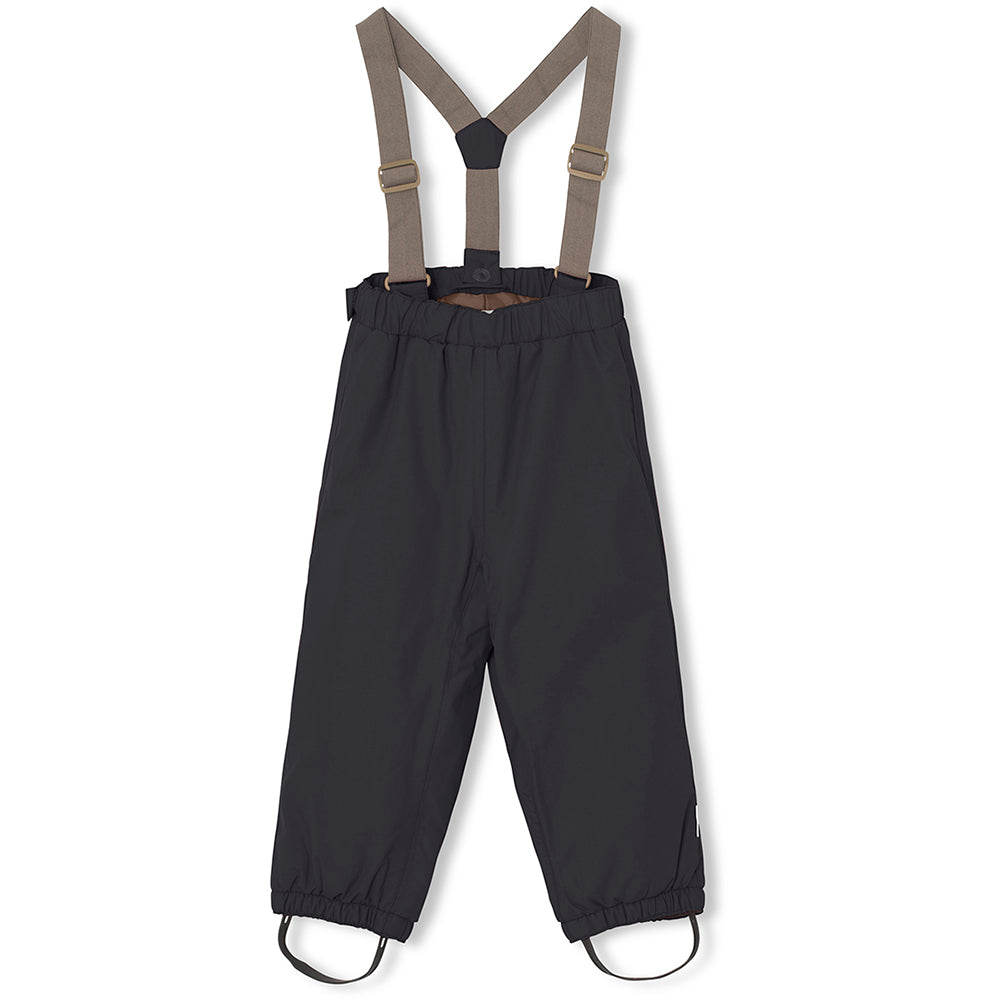 Wilas snow pants - Tap Shoe Black