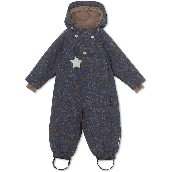 Wisti snowsuit - Blue Nights