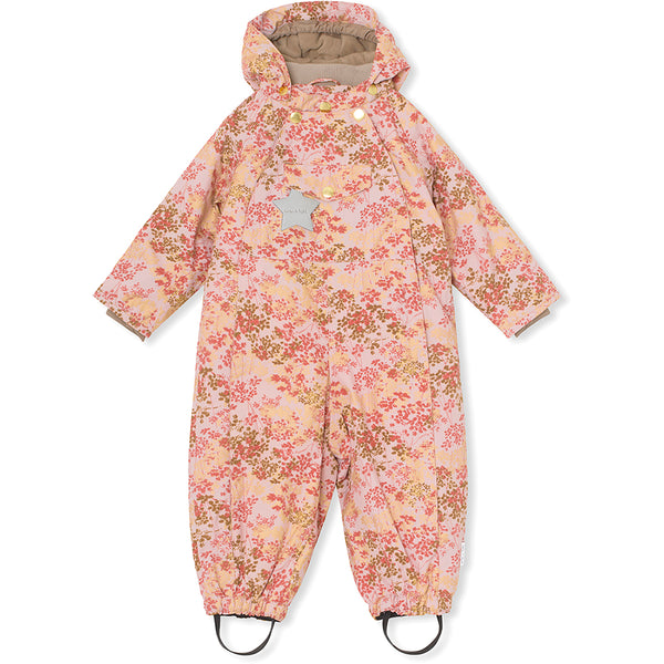 Wisti snowsuit - Pale Mauve