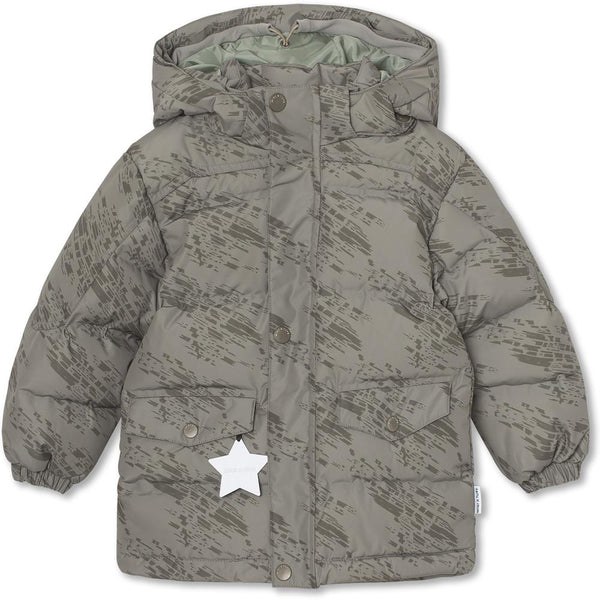 Wali downjacket - Tea Green