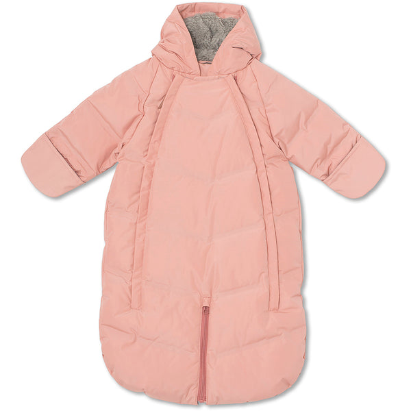 Yoko downsuit - Cameo Rose Brown