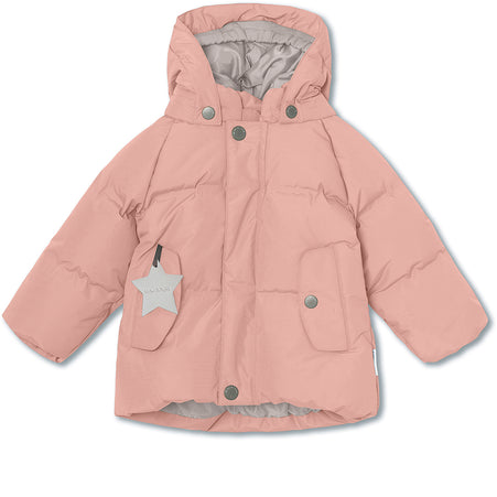 Woody downjacket - Cameo Rose Brown