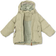 Woody downjacket - Tea Green