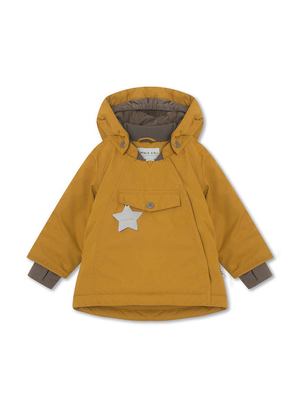 Wang Reflective Jacket - Buckthorn Brown