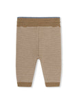 Leslie merinowool pants - Otter Brown