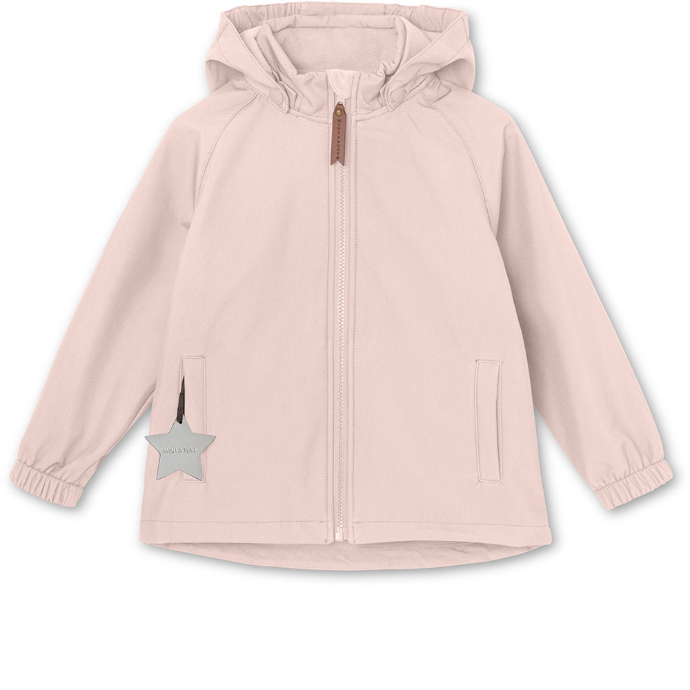 Aden softshell jacket