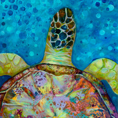 Peace, Love, Turtle