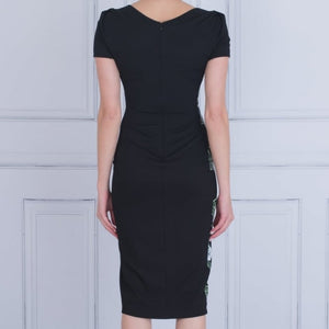 Isabel De Pedro Black Dress