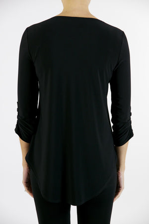 Joseph Ribkoff 3/4 Sleeves Top