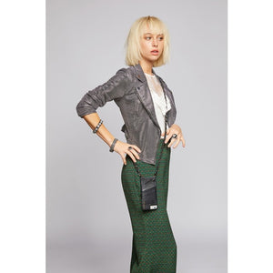 Bandolier Libby Pewter iPhone 8/7/6