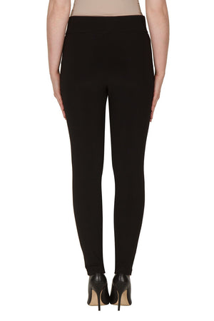 Joseph Ribkoff Black Pull On Leggings