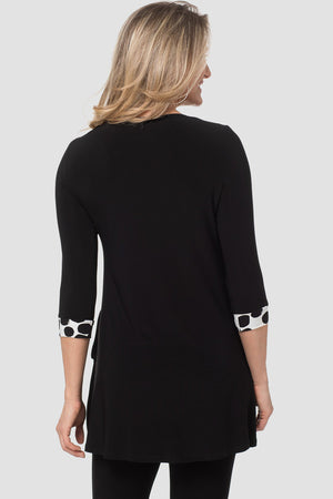 Joseph Ribkoff Tunic With Side Pockets  182551