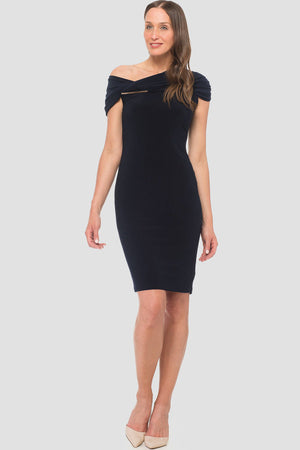 Joseph Ribkoff Black Dress Sleeveless
