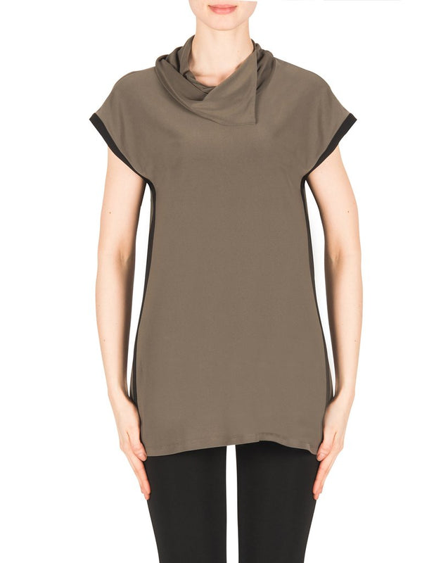 Joseph Ribkoff Short Sleeve Tunic