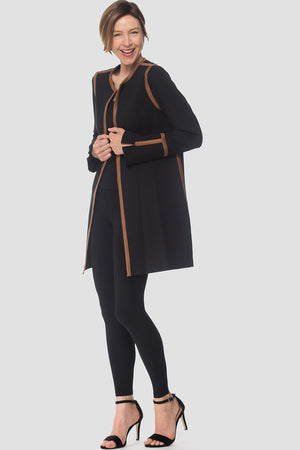 Joseph Ribkoff Long Sleeves Cover Up Long Coat